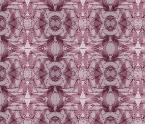 Rose Tule fabric by 23burtonavenue on Spoonflower - custom fabric