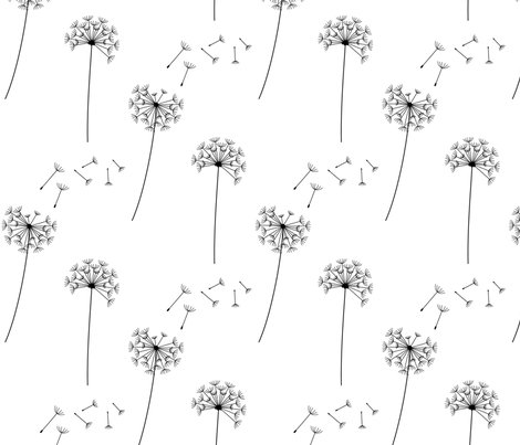 Blackwhiteblowingdandelions_shop_preview