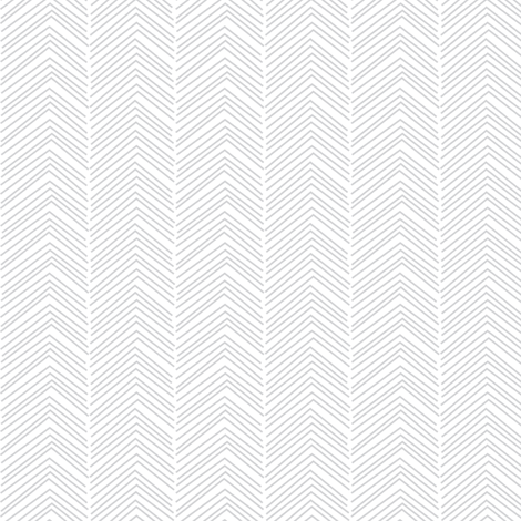 chevron ♥ light grey and white fabric by misstiina on Spoonflower - custom fabric
