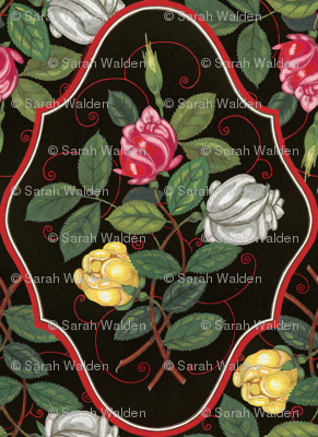 Victorian Rose Ogee