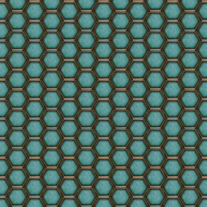 2_inch_HEXes_blue