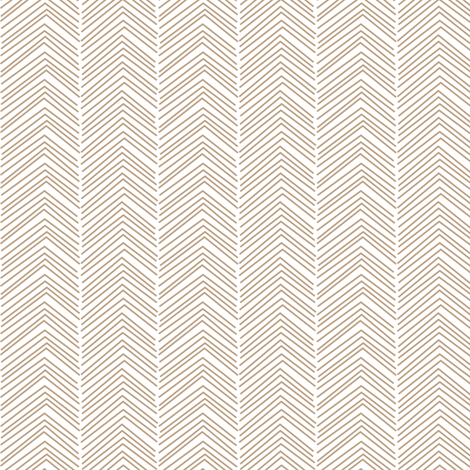 chevron love tan fabric by misstiina on Spoonflower - custom fabric