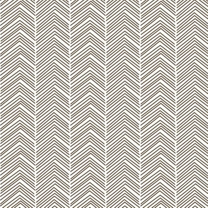 chevron ♥ brown