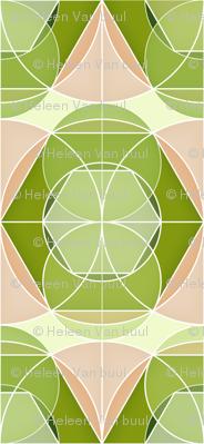 Retro geometric 1