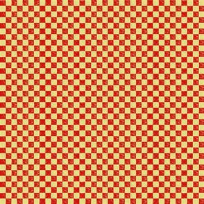 checkerboardandswirlsredgold