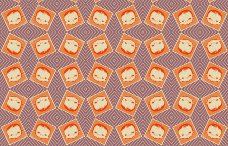 Baby Lucia  02 fabric by janshackelford on Spoonflower - custom fabric