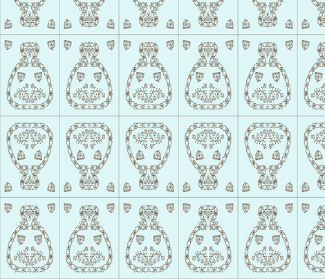 New apron 15/yd-ed fabric by the_cornish_crone on Spoonflower - custom fabric