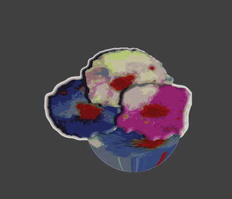 Bowl of Poppies