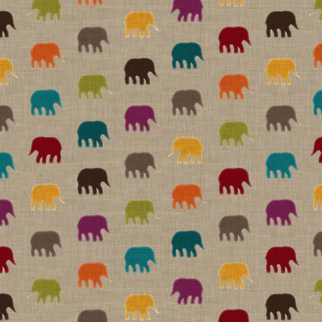 ellies fabric by scrummy on Spoonflower - custom fabric