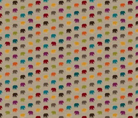 ellies fabric by scrummy on Spoonflower - custom fabric