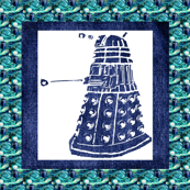 Whovian Inspired Quilt Blocks