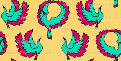 Fiesta Birds