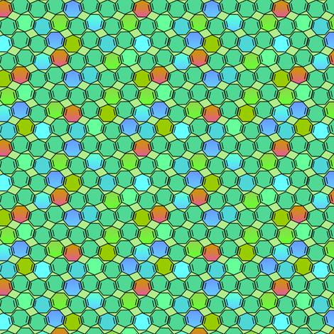 summer fabric by glimmericks on Spoonflower - custom fabric