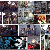 The Walking Dead in color