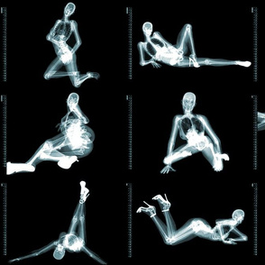 X-ray Pinups