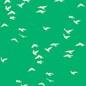 Emerald Flock