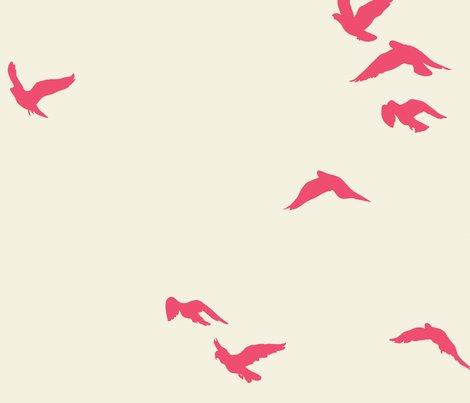 Birds_fat_quarter_watermelon_reverse_shop_preview