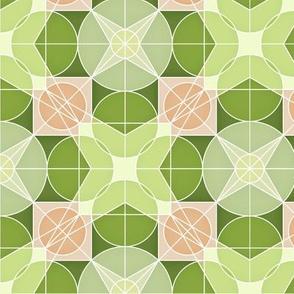 Retro geometric 2