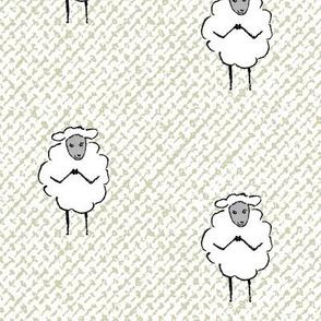 Baby Lamb / weave