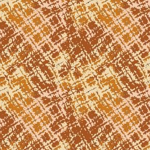 Rusty Plaid Small
