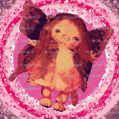 Fairy Pink Petulla