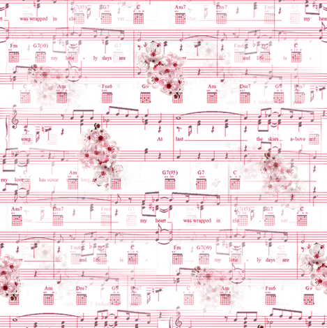 Cherryella fabric by loloballs on Spoonflower - custom fabric