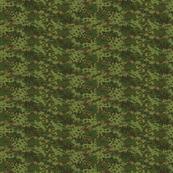 1/6 Scale Oak Multicam Camo