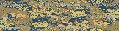 1/6 Scale Russian SPOSN Autumn Partizan Camo