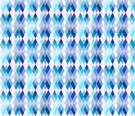 Spring_blooms_argyle_blue_shop_preview