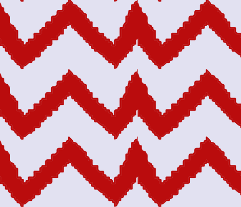 Empty Chevron fabric by kenkayla on Spoonflower - custom fabric