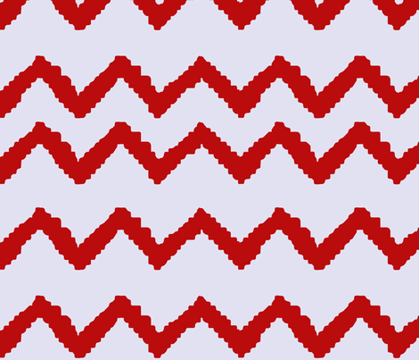 Solid Chevron fabric by kenkayla on Spoonflower - custom fabric