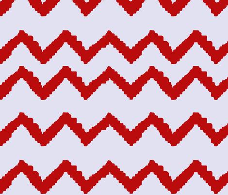 Solid Chevron fabric by kenkayla_designs on Spoonflower - custom fabric