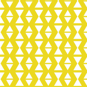 triangle wave yellow