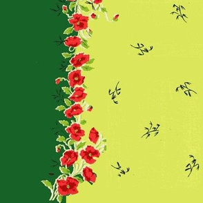 Grandma's Handkerchief Border 