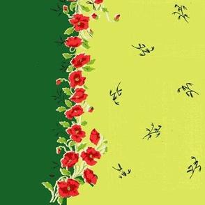 Grandma's Handkerchief Border