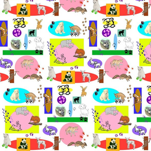 Baby Animal Blocks