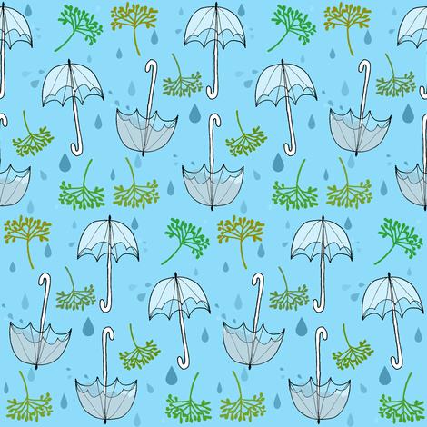 Umbelliferae fabric by graceful on Spoonflower - custom fabric