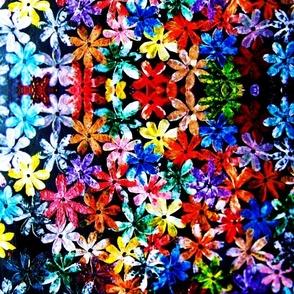 flowers afar