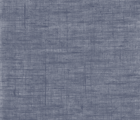Slate Grey Linen fabric by bunni on Spoonflower - custom fabric