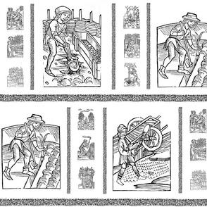 Medieval Shovels