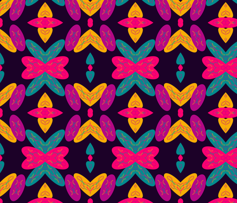 marzlene_beauty_2598 fabric by marzlene'z_eye_candy on Spoonflower - custom fabric
