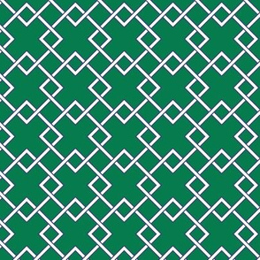 Lattice - emerald
