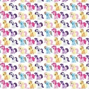 Ponies SMALL