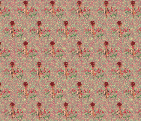 gypsy dancer fabric by krs_expressions on Spoonflower - custom fabric
