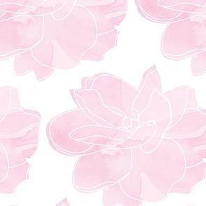 Pink Gardenia