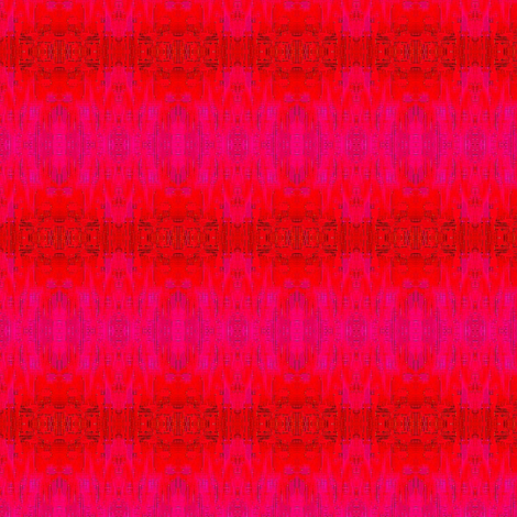 red lace on pink background 2 fabric by dk_designs on Spoonflower - custom fabric