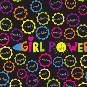 I Am Girl Power