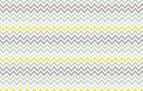 TPD CHEVRON SEA fabric by toniprimedesign on Spoonflower - custom fabric