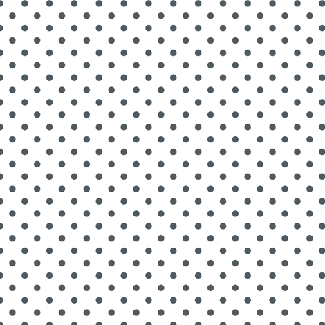 polka dot in turbulence fabric by chantae on Spoonflower - custom fabric
