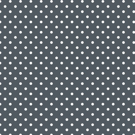 polka dot solid in turbulence fabric by chantae on Spoonflower - custom fabric